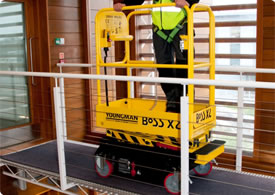 Powered Access Hire - In