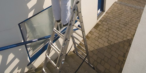 Combi Ladder Hire