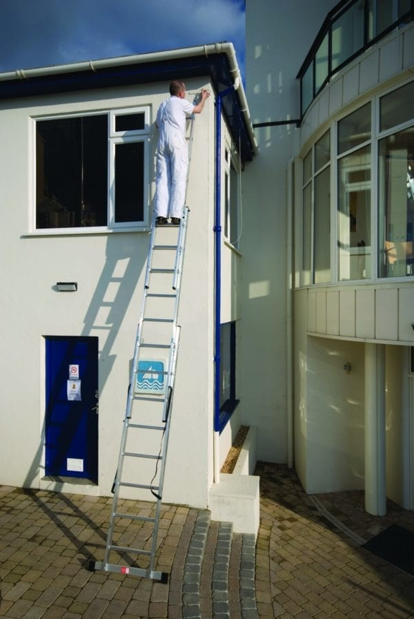 Combination Ladder Hire In