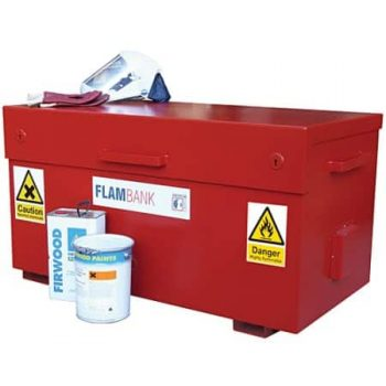 Flame Chemical Box Hire In