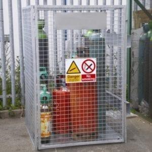 Gas Cage Slimline Hire