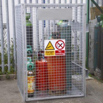 Gas Cage Hire