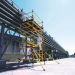 GRP Scaffold Tower Hire