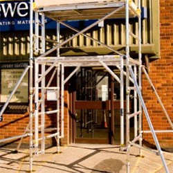 High Clearance Tower Hire In