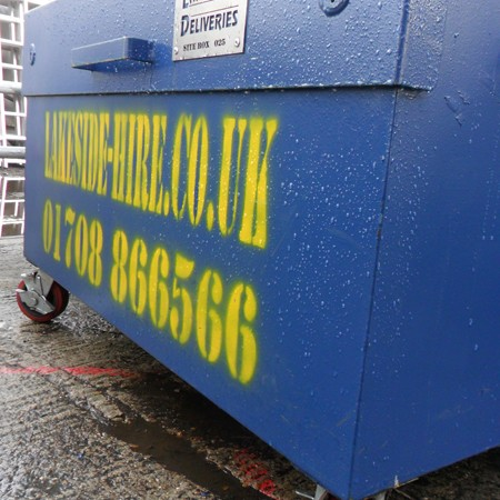 Site Box Hire In
