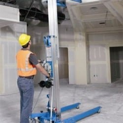 Genie Lift Hire In