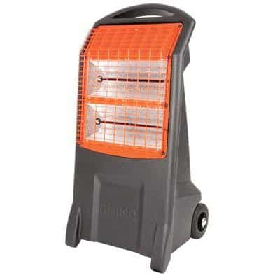 Infra Red Radiant Heater Hire In
