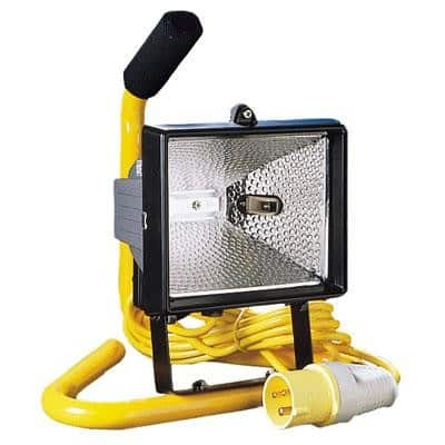 Portable Floodlight Hire In
