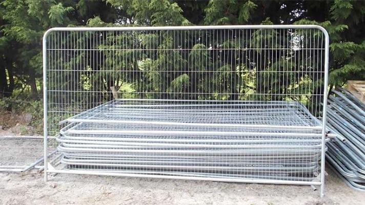 Security Fencing Hire