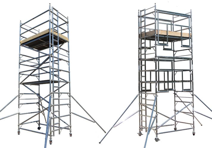 High Clearance Frames Hire
