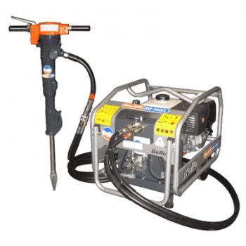 Hydraulic Breaker Pack Hire